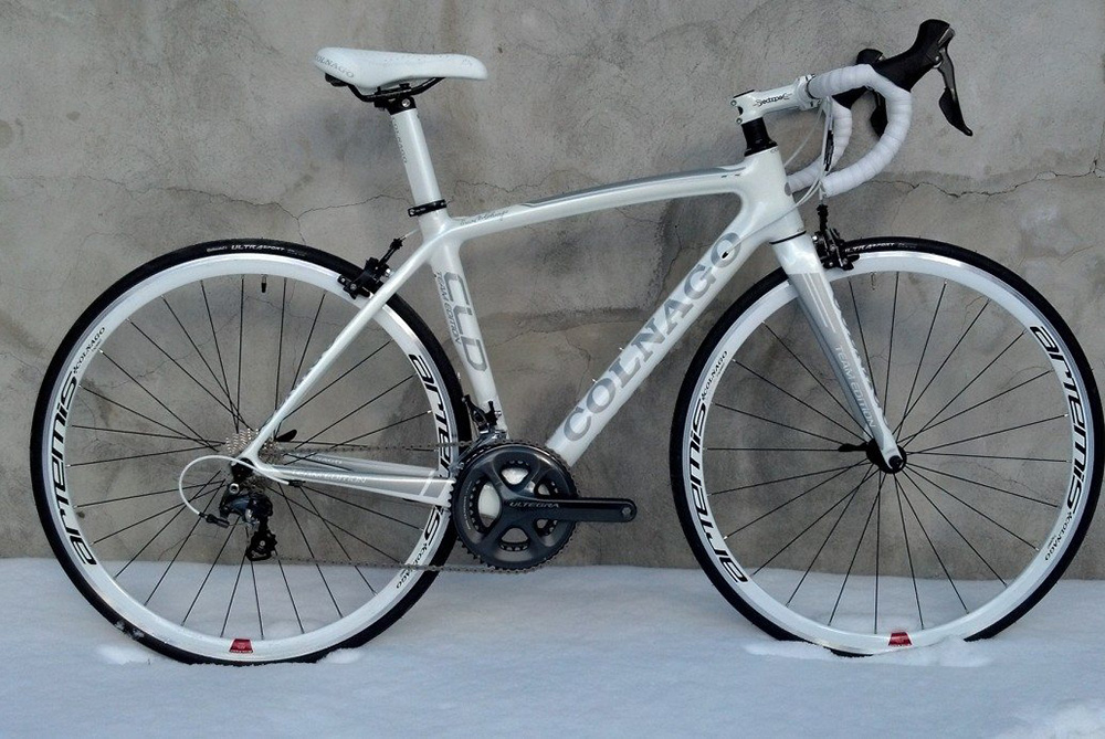 Parlee Road Bike with Custom Paint